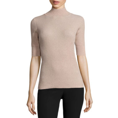 jcpenney.com | Worthington Funnel Neck Sweater