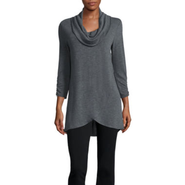 jcpenney.com | Alyx Long Sleeve Cowl Neck T-Shirt