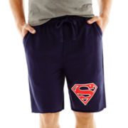 Superman French Terry Lounge Shorts