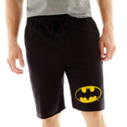 Batman French Terry Lounge Shorts