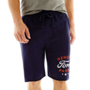 Ford® French Terry Pajama Shorts
