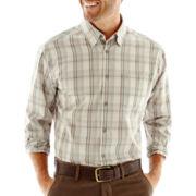 Haggar® Life Khaki™ Poplin Shirt