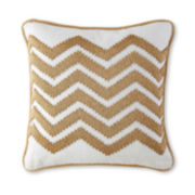 Happy Chic by Jonathan Adler Chevron Decorative Pillow