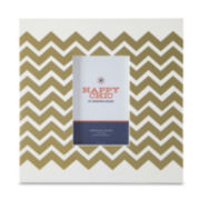 Happy Chic by Jonathan Adler Gold Chevron Picture Frame