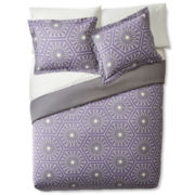 Happy Chic by Jonathan Adler Chloe Print Duvet Cover Set