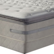 Sealy® Posturepedic® Enthusiasm Euro Pillow-Top Hybrid - Mattress Only
