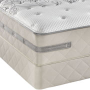 Sealy® Posturepedic® Focus Cushion-Firm Hybrid - Mattress + Box Spring
