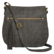 T-Shirt & Jeans Crossbody Bag