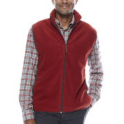 St. John`s Bay Fleece Vest