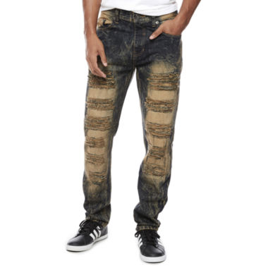 jcpenney.com | Ripped and Washed Denim Jean