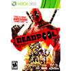 Deadpool Video Game-XBox 360