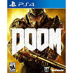 Doom Video Game-Playstation 4