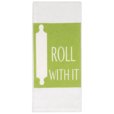 jcpenney.com | Metro Farmhouse by Park B Smith 2-pc. Roll With It Kitchen Towel