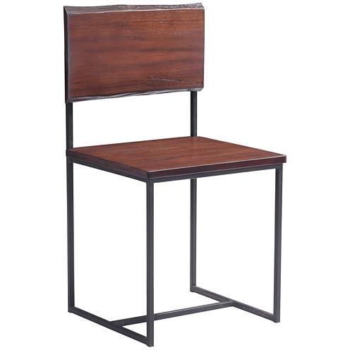 Zuo Modern Papillon 2-pc. Side Chair
