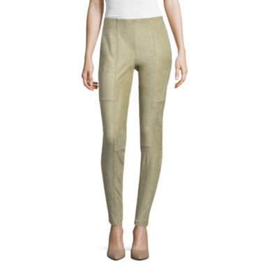 jcpenney.com | Worthington Solid Knit Leggings-Talls