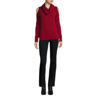 jcpenney.com | i jeans by Buffalo Long Sleeve Cowl Neck Top or Ottoman Legging