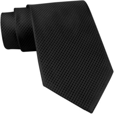 jcpenney.com | Stafford® Satin Solid Silk Tie