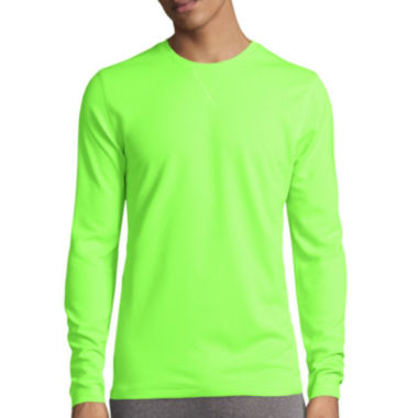 jcpenney.com | Xersion™ Waffle Long Sleeve Crew