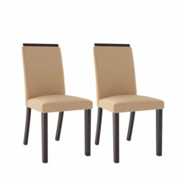 jcpenney.com | Bistro Parsons Dining Chairs Set Of 2