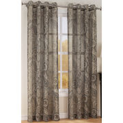 Samantha Grommet-Top Curtain Panel