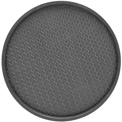 "San Remo 14"" Round Plastic Serving Tray"