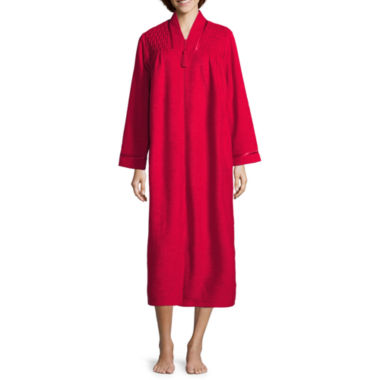 jcpenney.com | By Miss Elaine Long Sleeve Robe