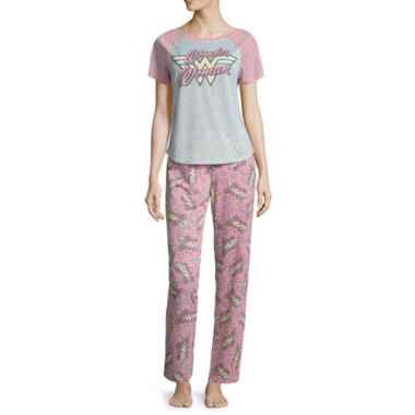 jcpenney.com | French Terry Pant Pajama Set-Juniors