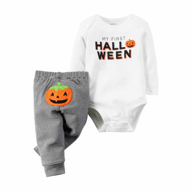 jcpenney.com | Carter's Boys Long Sleeve Pant Set-Baby