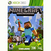 Minecraft Video Game-XBox 360