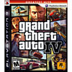 Grand Theft Auto Iv Video Game-Playstation 3