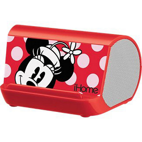Kiddesigns EK-DM-M9 Minnie Mouse Portable MP3 Player/Speaker