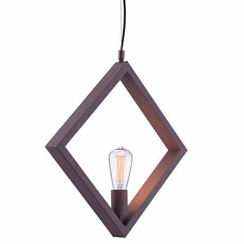 Zuo Modern Rotorura Rust Pendant Light