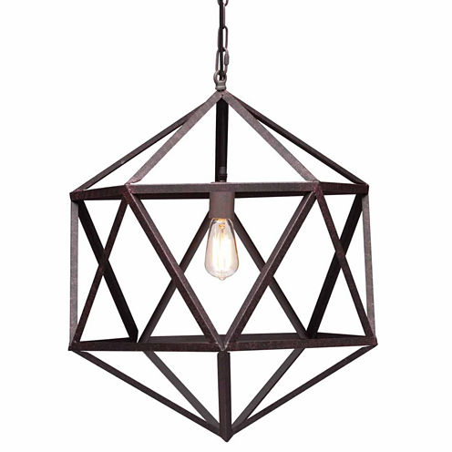 Zuo Modern Amethyst Pendant Light