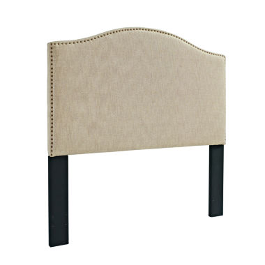 jcpenney.com | Home Meridian Upholstered Nailhead Trim Headboard