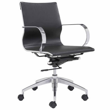 jcpenney.com | Zuo Modern Glider Low Back Office Chair