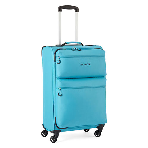"Protocol® Travelite 26"" Spinner Luggage"
