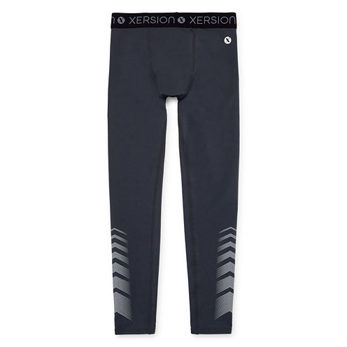 Xersion Boys Compression Pants - Preschool 4-7