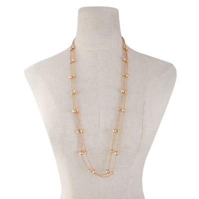 Monet Jewelry Monet Jewelry Womens Strand Necklace luZKocs