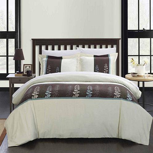 Chic Home Victoria 7-Piece Duvet