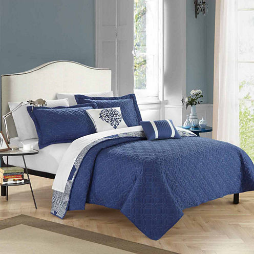 Chic Home Zoe 9-pc. Quilt Set