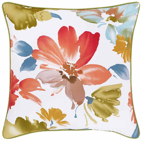 Queen Street Madie Square Throw Pillow