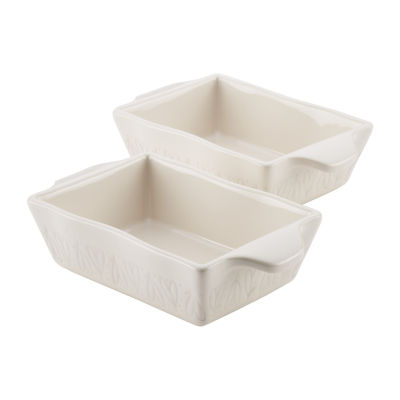 Ayesha Curry™ Home Collection Stoneware 2 Pc. Au Gratin Dish by Ayesha Curry