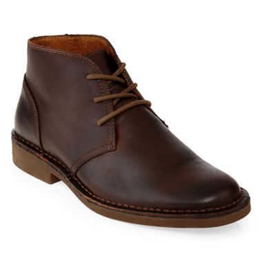 jcpenney.com | Dockers® Tussocks Mens Leather Boots