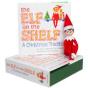 The Elf on the Shelf®: A Christmas Tradition – Boy Elf