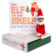 The Elf on the Shelf®: Uno Tradición Navideña – Boy Elf