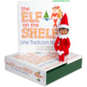 The Elf on the Shelf®: Uno Tradición Navideña – Girl Elf