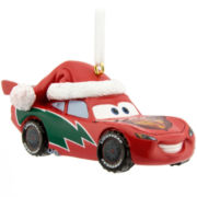 Disney Cars Lightning McQueen Ornament