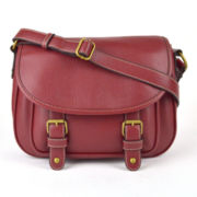 St. John's Bay® Anthology Messenger Bag
