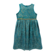 Marmellata Lace Dress - Girls 4t-6x