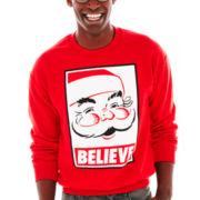 Believe Fleece Sweatshirt